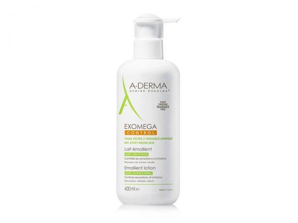 A-Derma EXOMEGA Control emolijentno mlijeko - vrlo suha koža