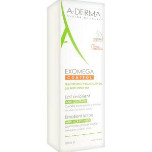 A-DermaEXOMEGA Control emolijentna krema - atopijski dermatitis