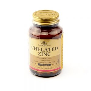 Solgar Chelated Zinc tablete a100