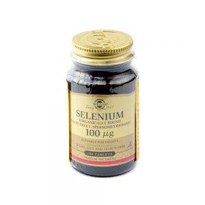 Solgar selen 100 μg - antioksidativni učinak, muška neplodnost
