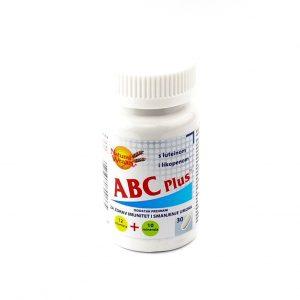 Natural Wealth® ABC Plus, 30 tableta