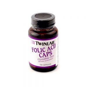 TwinLab Folna kiselina - oštećenja neuralne cijevi kod fetusa