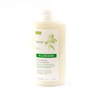 Klorane šampon sa zobenim mlijekom, 400 mL
