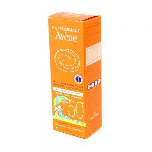Eau Thermale Avene Dječje mlijeko za zaštitu SPF 50+