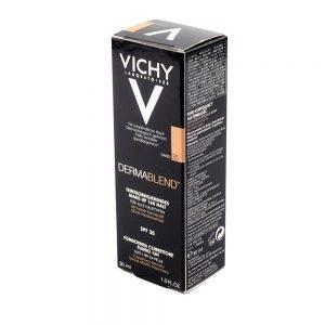 Vichy Dermablend Korektivni tekući puder, 35