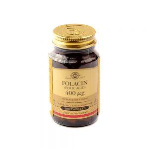 Solgar Folacin 100 tableta