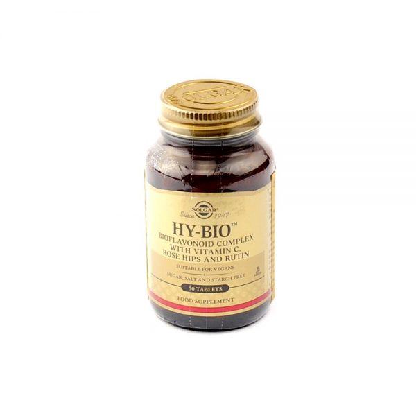 Solgar HY-BIO vitamin C tablete - antioksidans, imunitet