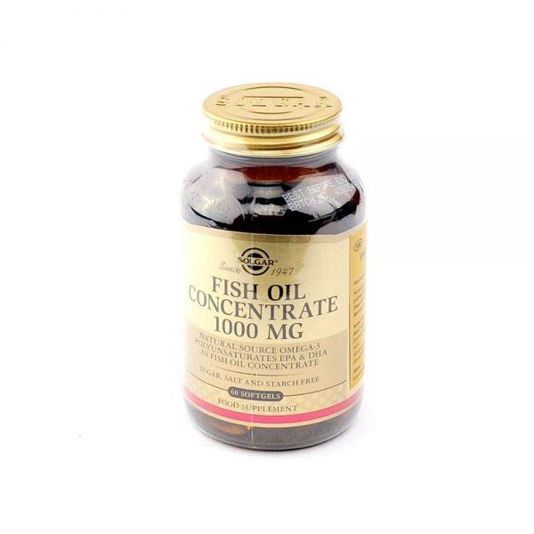 Solgar Omega-3 1000 mg