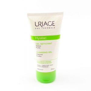 Uriage Hyseac Dermatološki gel za pranje, 150 mL