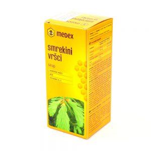 Medex sirup od smrekinih vršaka