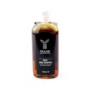 Olilab Crni šampon, 150 mL
