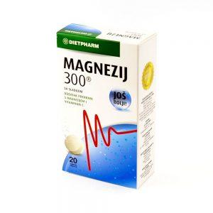 Dietpharm Magnezij 300®
