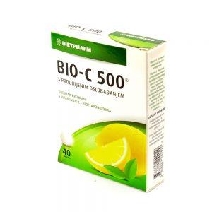 Dietpharm BIO-C 500