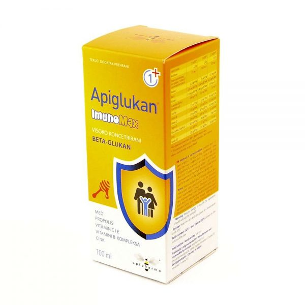Apipharma Apiglukan ImunoMax