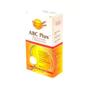 Natural Wealth® ABC Plus Multivitamin s mineralima