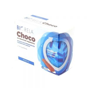 Biorela® Choco mliječna čokolada