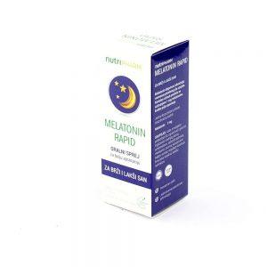 Nutripharm® Melatonin Rapid sprej