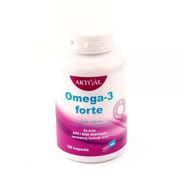 Aktival Omega-3 forte