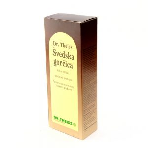 Dr. Theiss Švedska gorčica, 250 mL