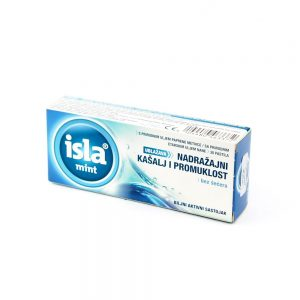 Isla®mint pastile, 30 pastila