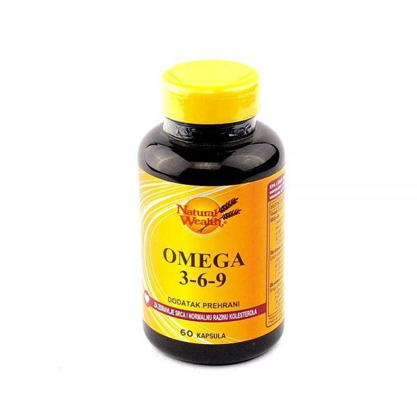 Natural Wealth® Omega 3-6-9