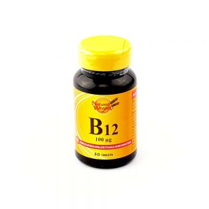 Natural Wealth® B12
