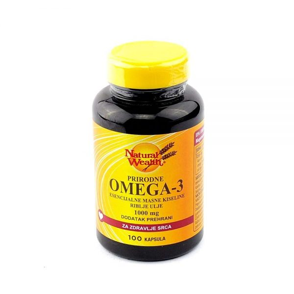 Natural Wealth® Omega-3
