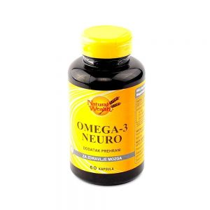 Natural Wealth® Omega-3 Neuro
