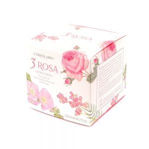 L'Erbolario 3 Rosa krema za tijelo