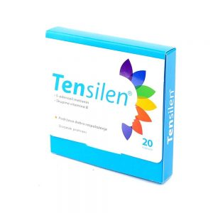 Tensilen®, 10 kapsula