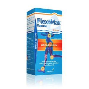 Hamapharm Flexomax kapsule a80