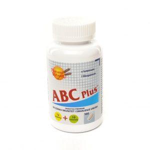 Natural Wealth® ABC Plus, 100 tableta