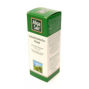 AllgaSan Tonik za masažu s eteričnim uljem planinskog bora