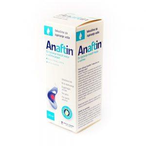 Anaftin tekućina za ispiranje usta, 120 mL