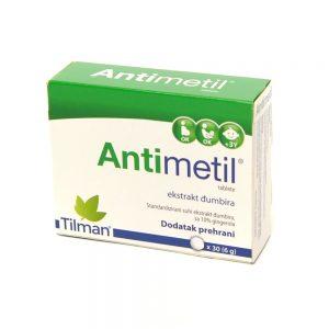 Antimetil tablete, a30