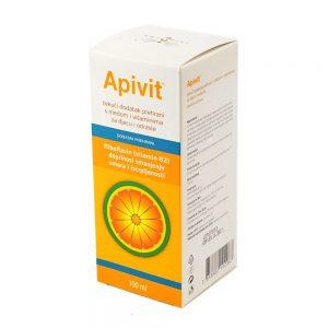 Apipharma Apivit sirup, 100 ml