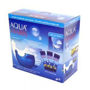 Aqua Maris Talasoterapija (posuda za ispiranje nosa + 30 vrećica)