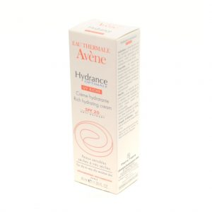 Eau Thermale Avene Hydrance Optimale UV Riche krema