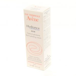 Eau thermale Avene Hydrance Optimale Riche krema