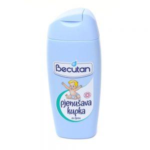 Becutan Pjenušava kupka za djecu, 200ml