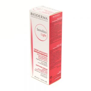 Bioderma Sensibio Light krema