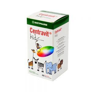 Dietpharm Centravit kids, 60 tableta za žvakanje