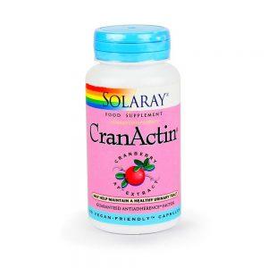 Solaray CranActin®, 60 kapsula