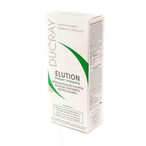Ducray Elution zaštitni šampon, 200 mL