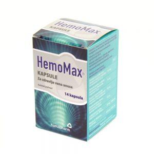 Hamapharm HemoMax, 14 kapsula