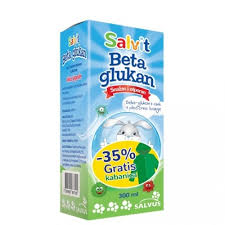 Beta glukan sirup Salvit, 300mL