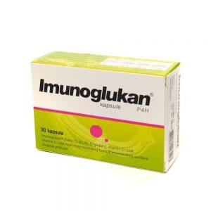 Imunoglukan ® P4H, kapsule