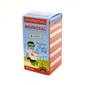 Imunosal® pastile, 60 pastila