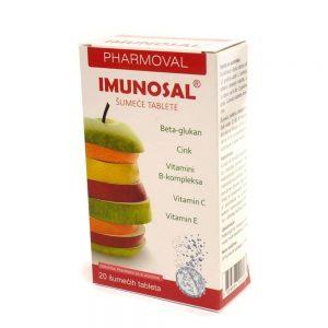 Imunosal šumeće tablete, 20 šumećih tableta
