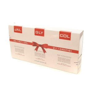 Vital plus active JAL+GLY+COL koncentrati, 3 X 15ml